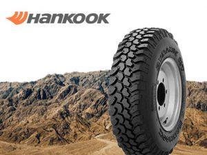 Hankook mud terrain